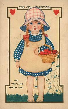Basket of Hearts by Wyld_Hare, via Flickr