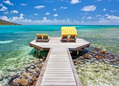 Bitter End Yacht Club, Virgin Gorda, British Virgin Islands. Happy honeymoon! Please take us back... May 22, 2014