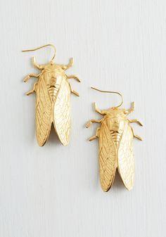 Earrings - Magicicada Earrings