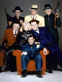 Dick Tracy & friends