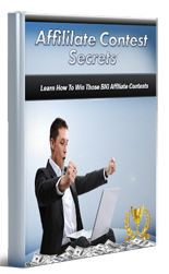Affiliate Contest Secrets Ebook With Resell Rights Career Development, Get Started, The Secret, Things To Think About, Ebooks, Marketing, Learning, Architecture, Big