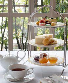 神戸北野ホテル ダイニングカフェ イグレック English High Tea, Afternoon Tea, Tea Time, Sweets, Lunch, Restaurant, Dining, Kitchen, Yoga