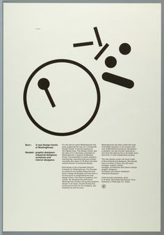Westinghouse Design Centre – Paul Rand, 1968