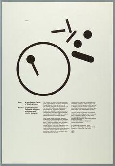 Westinghouse Design Centre – Paul Rand, 1968