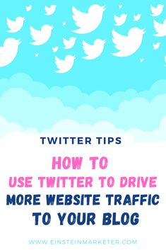 Are you leveraging Twitter to gain more traffic?  Discover tactics that will grow your following, increase visibility and crucially, drive website visitors… #twittertips #socialmediatips #twittermarketing #twitter #socialmedimarketingtips #socialmedia #digitalmarketingtips #entrepreneurs #startups Twitter Tips, Competitor Analysis, Startups, Social Media Tips, Gain, Einstein, Digital Marketing, Writing, Website