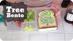 Tree Bento | Great for Fall  | Subscribe: http://youtube.com/PepperScraps