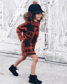 Toddler street style