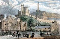 Trinity College Kirk William Cunningham, Church Of Scotland, New Hospital, Out To Sea, Historical Monuments, Old Town, Edinburgh, Taj Mahal, Medieval