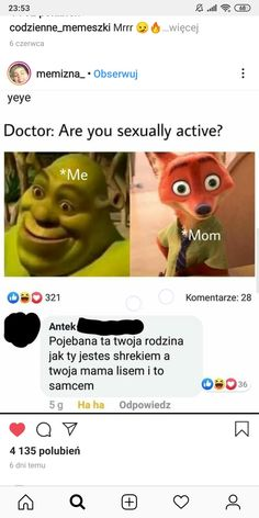 Haha Funny, Hilarious, Lol, Funny Texts To Send, Polish Memes, Dark Sense Of Humor, Weekend Humor, Funny Mems, Meme Lord