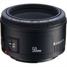 Canon EF 50 mm f/1.8 II