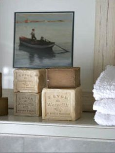 Natural Textures- soaps