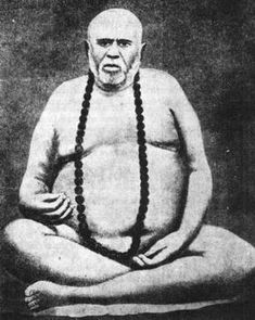 Tailing swami birth on jan: This page lists date for Tailang Swami Jayanti in year 2015 for Canberra, Australian Capital Territory, Australia. Tailang Swami Jayanti is also known as his birth anniversary. Sai Baba Pictures, God Pictures, Rare Pictures, Rare Photos, Indian Saints, Saints Of India, Rama Image, Spiritual Figures, Teacher Photo