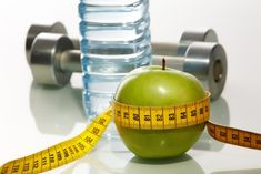 Improving your fitness goes further than just working out. It also includes eating right!