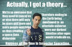 Abed's theory - Community