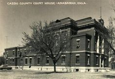 CADDO COUNTY - Oklahoma GenWeb Project