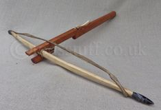10th/11th century crossbow, based on the Colletiere a Charavines bow