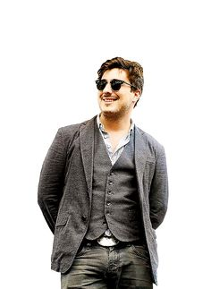 Marcus Mumford in the latest issue of Rolling Stone.