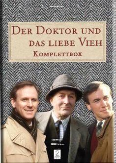 Der Doktor und das liebe Vieh - Plakat/Cover (Best Movies 80s)