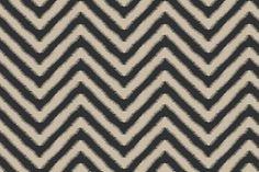 Belle Terre - Nate Berkus Fabric - Carbon
