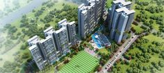 Lotus Greens Smart City is Housing Complex Developed and maintainted by  lotus builder In Sector - 150 Noida.