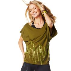 Way To Word It Fancy Top | Attention plus size ladies! This shirt in XL/XXL is much bigger then the usual ZumbaWear in XXL. If you ever felt like you don't fir in ZumbaWear - this is the one! Save 10% on Zumba® wear on zumba.com. Click to shop with 10% discount http://www.zumba.com/en-US/store/US/affiliate?affil=10sale