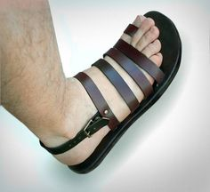 Leather Hand made Sandals for Men and Women-Color choice