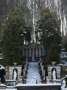 Die Barockgärten von Egloffstein (Fränkische Schweiz)