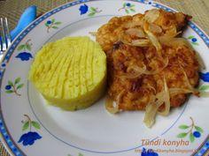 Tündi konyha: Fordított hús recept Hungarian Recipes, Beef Recipes, Sausage, Pork, Food And Drink, Lunch, Homemade, Chicken, Vegetables