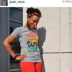 Reposted Photo by @naturallysupreme via Instagram [Naturally Supreme *www.NATSUPREME.com*]
