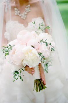 Swoon-worthy peony #bouquet