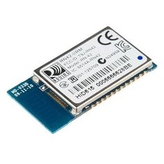 Bluetooth SMD Module - RN-42 (v6.15) - This is the RN-42 module from Roving Networks, a powerful, small, and very easy to use. This Bluetooth module is designed to replace serial cables.