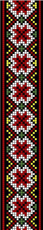 szydelkowe torby worki – wzory, wzory torem szydelkowych, crochet bags patterns,… – Finance tips for small business Seed Bead Patterns, Peyote Patterns, Weaving Patterns, Cross Stitch Patterns, Bead Loom Bracelets, Beaded Bracelet Patterns, Inkle Weaving, Bead Weaving, Mochila Crochet