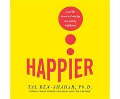 Happier / Tal Ben-Shahar