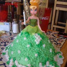 Little Girls Birthday Cake
