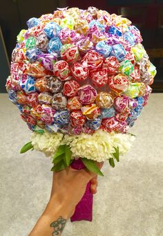 Suck for a buck bouquet for bachelorette party. Below shows how to make. It's…