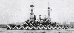 The Dazzle Ships – thebaronblog