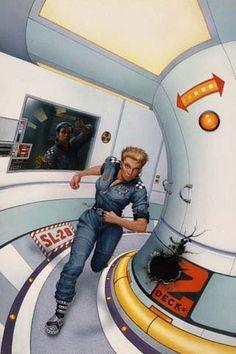 Don Maitz Science Fiction