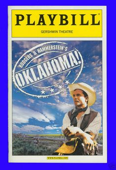 Oklahoma! Broadway Play at Gershwin Theatre in NYC