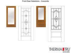Concorde Front Door