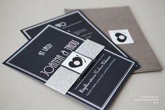 Hääkutsut » Makea Design // Graafinen suunnittelu Häät Wedding invitation
