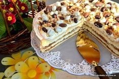 Veľkonočná torta (fotorecept) - Recept
