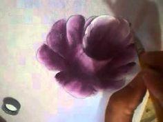 Cópia de A melhor forma para aprender a pintar uma rosa - YouTube