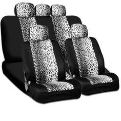 2 NEW PLUSH PRINCESS MAZDA PROTEGE UNIVER BUCKET SEAT COVERS CAR