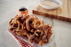 Short-Cut Churros