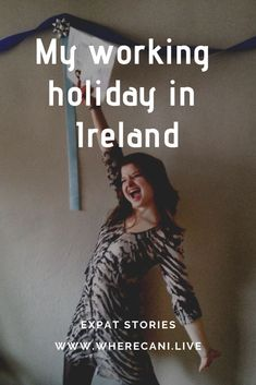American, Sarah Nuttycombe shares her story of moving to Ireland on the Working Holiday Visa. She shares handy tips on finding accommodationand work and a great insight on Ireland and Irish people. #Ireland #expatlife #expat #expatliving #livingabroad #internationalliving #overseas #moveabroad #relocation #immigration #workingholiday #visa #traveltips Working Holiday Visa, Working Holidays, Moving To Ireland, Ireland Travel, Handy Tips, Helpful Hints, Holiday Program, Irish People, Work Abroad