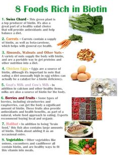 20 foods high in biotin for healthy hair and nails pinterest 8 foods rich in biotin good for hair skin and nails forumfinder Choice Image