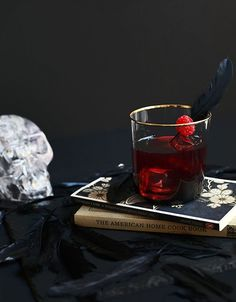 50 BOO-zy Halloween Cocktails to Get You Turnt via Brit + Co
