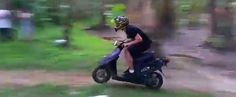 Scooters - scooter jumps #trickscooters