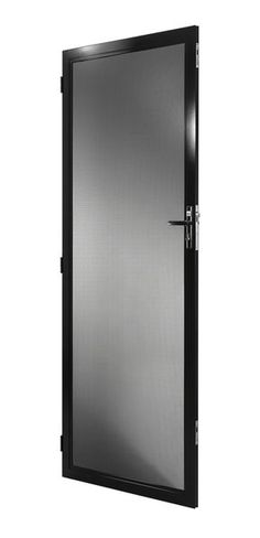 Prowler Proof: Australian made security door & security window screens. Australia's only security screen with welded corners & full replacement warranty. Window Security Screens, Steel Security Doors, Invisible Screen Door, Alarm Systems For Home, Home Security Tips, Front Entrances, House Windows, Side Door, Home Reno