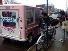 MARKETING - Topshop Pop Up Truck! | Zandland Blog - Powered by Zandl Group